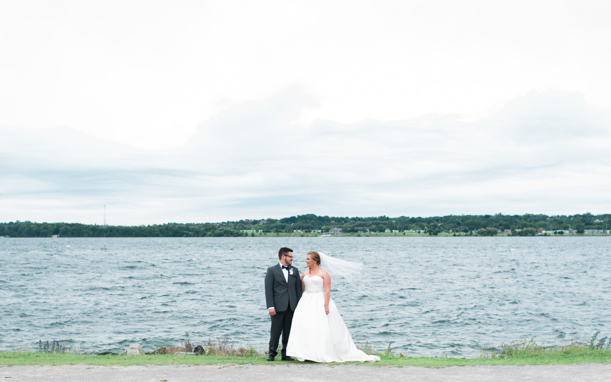 Maclaren Art Centre Barrie Wedding // Alisha + Noah